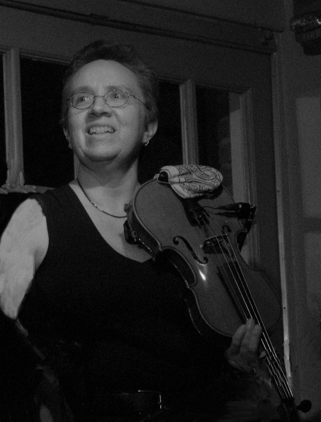 Betty at Passim