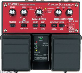 Boss RC-20 XL Looper